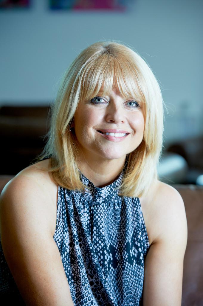ITV's Christine Talbot for Leeds West CCG. © Victor de Jesus